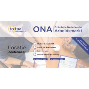 ONA in Zoetermeer